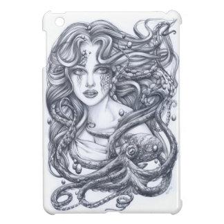 Mermaid & Her Octopus Case For The iPad Mini