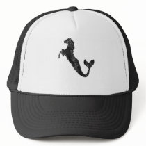 Mermaid Horse Trucker Hat