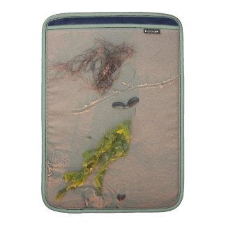 Mermaid in the Sand MacBook Sleeves