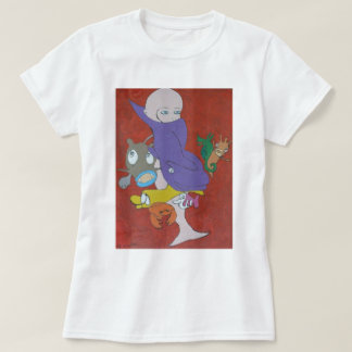 Mermaid In Tomato Soup Shirt