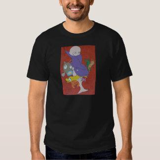 Mermaid In Tomato Soup Tee Shirt