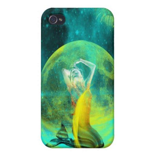 Mermaid iPhone 4/4S Cases