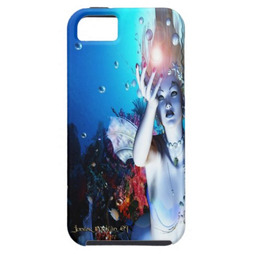 Mermaid iPhone 5 Cover