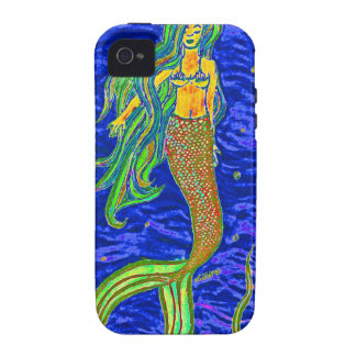 Mermaid IPhone Case Vibe iPhone 4 Covers