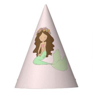 Mermaid Island Princess Party Hat