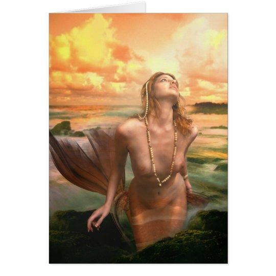 Mermaid Isle Card