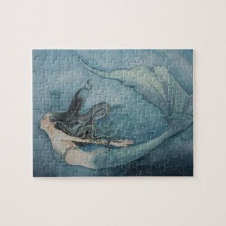 Mermaid Jigsaw Puzzle