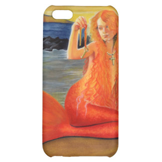 Mermaid key Speck Case iPhone 5C Covers