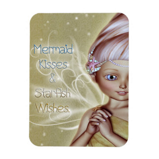 Mermaid Kisses Magnet