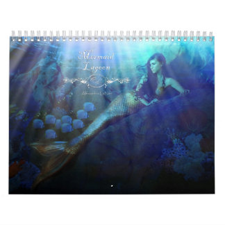 Mermaid Lagoon Calendar