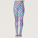 "mermaid leggings<br><div class=""desc"">fishy fishy fishy</div>"