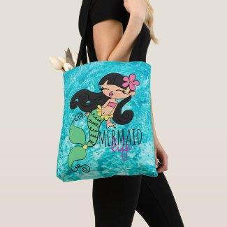 Mermaid Life BH Tote Bag