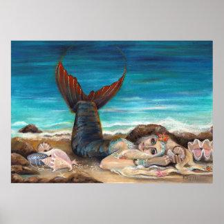 Mermaid Lilianne poster