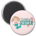 Mermaid Little Sister Fridge Magnet
