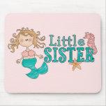 Mermaid Little Sister Mouse Mat