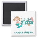 Mermaid Little Sister Refrigerator Magnet