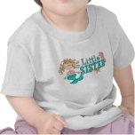 Mermaid Little Sister T-shirts Tee Shirt