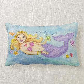 Mermaid Long Pillow