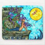 Mermaid Longing Mousepad