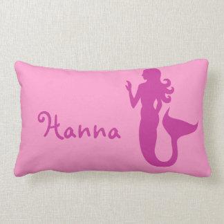 Mermaid Lumbar Pillow
