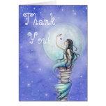 Mermaid Magic Thank You Card