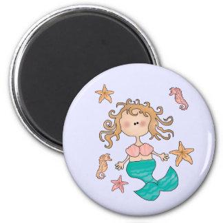 Mermaid Fridge Magnets