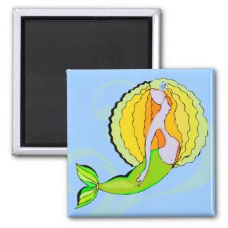 Mermaid Refrigerator Magnets