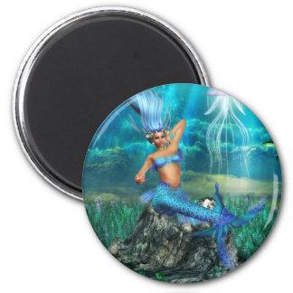 Mermaid Magnet Fridge Magnet