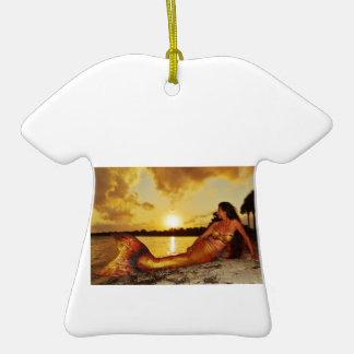 Mermaid Marla Merchandise Ceramic Ornament