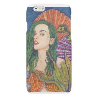Mermaid Matte iPhone 6 Case