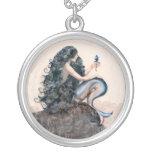 Mermaid Mermaids Fantasy Myth Necklace