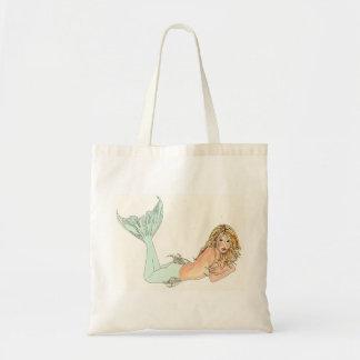 Mermaid Merrick Budget Tote Budget Tote Bag