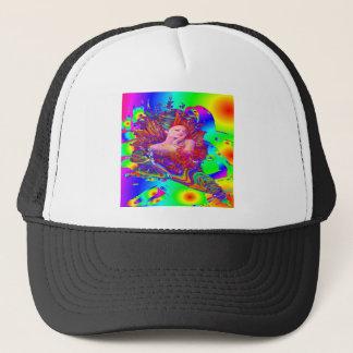 Mermaid Metamorphosis Trucker Hat