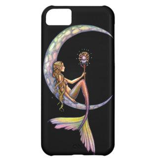 Mermaid Moon Fantasy Art iPhone 5C Cover