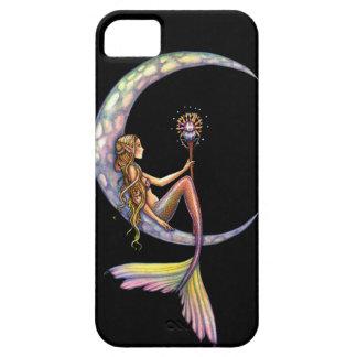 Mermaid Moon Fantasy Art iPhone SE/5/5s Case