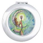 Mermaid Moon Fantasy Art Mirrors For Makeup