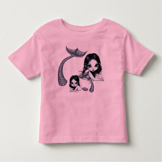 Mermaid Mother and Child Shirt