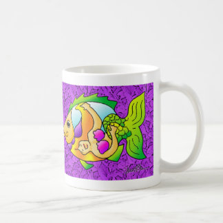 Mermaid mug