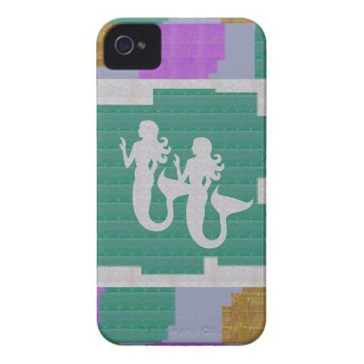 MERMAID Nature Fish Women Strange Creature GIFTS iPhone 4 Covers