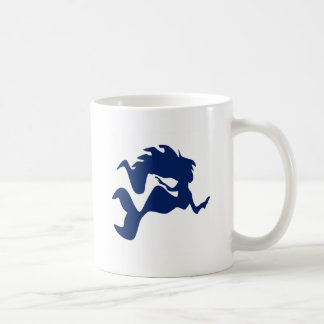 Mermaid Navy Coffee Mug