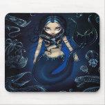 """Mermaid of the Deep"" Mousepad"