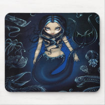 """Mermaid of the Deep"" Mousepad"