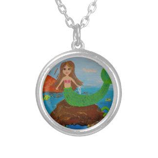 Mermaid offerings necklace