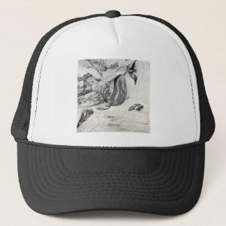 Mermaid on the Beach Trucker Hat