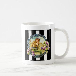 MERMAID ORCHID PRINTABLE jpg Coffee Mugs