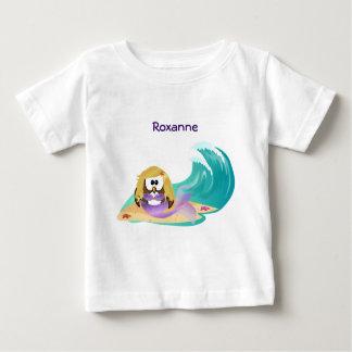 mermaid owl baby T-Shirt