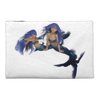 Mermaid Pair Accessories Bag