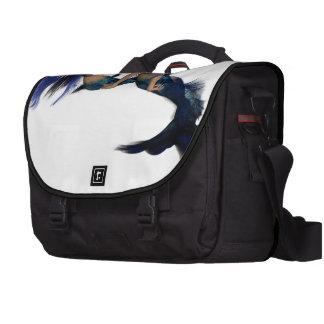 Mermaid Pair Laptop Commuter Bag