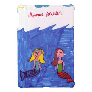 Mermaid Pals iPad Mini Cover