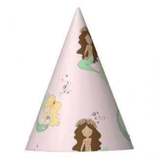 Mermaid Party Party Hat